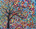 """""""Mosaic Woodland"""" by Suzeee"""