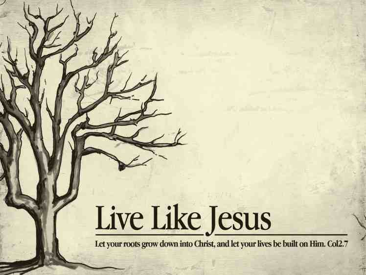 live like jesus by epic velocity
